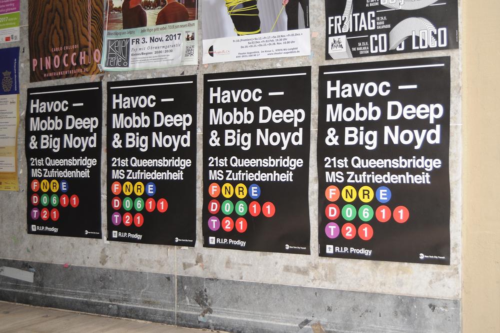 Mobb Deep Poster